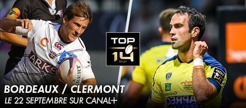 Top 14 - BORDEAUX / CLERMONT